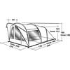 Easy Camp Hurricane 300 Tent